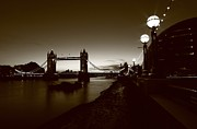 London Tower Bridge  Print by Mariusz Czajkowski