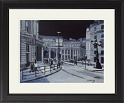 Trafalgar Paintings - Londons Admiralty Arch    by Darren Andrews