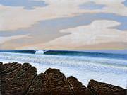 Lone Peak Print by Nathan Ledyard