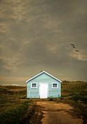 Edward Fielding - Lonely Beach Shack