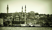 Bosphorus Prints - Long Ago and Far Away Print by Joan Carroll