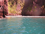Long Prints - Long Boat Tour - Phi Phi Island - 0113147 Print by DC Photographer