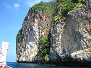 Long Photos - Long Boat Tour - Phi Phi Island - 0113153 by DC Photographer