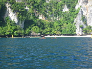 Long Art - Long Boat Tour - Phi Phi Island - 011318 by DC Photographer
