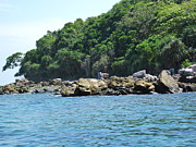 Long Boat Tour - Phi Phi Island - 0113199 Print by DC Photographer