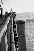 San Clemente Ca Framed Prints - Long Dreams Framed Print by Rae Berge