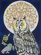 Beth Clark-McDonal - Long Eared Owl