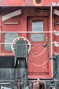 Caboose Photos - Long Gone by JC Findley