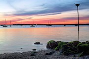 Sail Boats Prints - Long Island Print by JC Findley