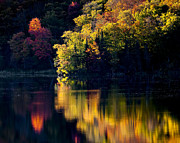 Alan L Graham - Long Pond Autumn...