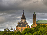Ottawa Digital Art - Long time ago by Eti Reid
