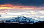Jon Burch Photography - Longs Peak in Winter
