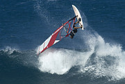 Laird Hamilton Photos - Looking For Air by Bob Christopher