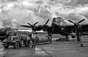 Lancaster Photos - Looking for Harry by Jason Green