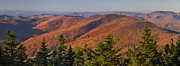 Charles Kozierok Art - Looking North from Mount Equinox by Charles Kozierok