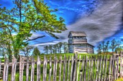 Lookout Tower Print by Dan Stone