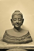 Featured Sculptures - Lord Buddha by Sandip Pawar