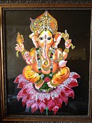 Pallavi Sharma Art - Lord Ganesh by Pallavi Sharma