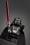 Lord Vader Print by Samuel Whitton