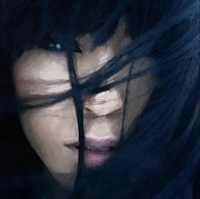 Music Digital Art - Loreen by Gun Legler