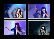 Stage Photo Originals - Loreen singer by Tommy Hammarsten