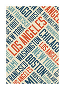 Steve Will - Los Angeles Typography...