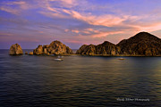 Los Arcos Prints - Los Arcos Bay Print by Randy Wehner Photography