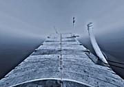 Lost At Sea Print by Dan Sproul