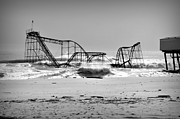 Jet Star Metal Prints - Lost at Sea Metal Print by Shannon Ruvelas