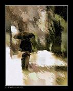 Lost Identity Print by Pedro L Gili