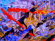 Just Abstracts - Lost In This Mess by Allen n Lehman