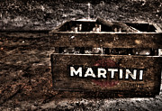 Wine Cellar Photos - Lost Martini by Nuno Firmino