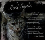 Thrown Away Posters - Lost Souls Poster by Renee Trenholm