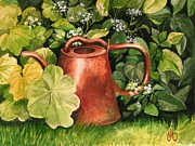 Carrie Auwaerter - Lost Watering Can