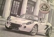 Sportscar Originals - Lotus by Aaron Kochut
