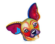 Jill English - Lou the Chihuahua