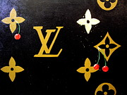 Louis Prints - Louis Vuitton Print by Robert Cunningham