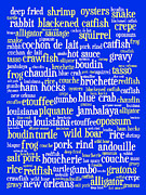 Jambalaya Prints - Louisiana Cajun Heaven 20130625 Print by Wingsdomain Art and Photography