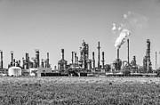 Steve Harrington - Louisiana Industry bw