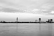 Scott Pellegrin - Louisiana State Capital from Across the River