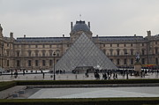 Royal Framed Prints - Louvre - Paris France - 011310 Framed Print by DC Photographer