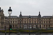 Sights Photos - Louvre - Paris France - 011323 by DC Photographer