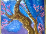 Syeda Ishrat Art - Love And Nature by Syeda Ishrat
