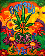 420 Originals - Love and Peace by Diana Haronis