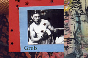 Mary Ann Leitch - Love and War Greb