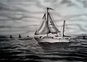 Christopher Kyle Art - Love At Sea by Christopher Kyle