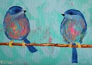 Melinda Etzold - Love Birds