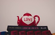 Love Ceramics Posters - Love Cruse Poster by Samir Halilovic