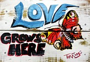 Tom Riggs - Love Grows Here
