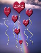 Cathy  Beharriell - Love is in The Air Rainbow